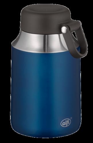alfi city line food mug blue